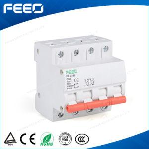CE Certificate 63A 4p MCB Miniature Circuit Breaker pictures & photos