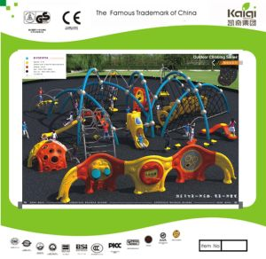 Kaiqi Climbing Obstacle Course and Outdoor Children′s Adventure Playground (KQ35079A) pictures & photos