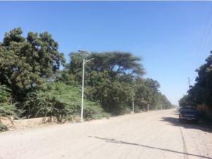 8W Mini Smart Integrated Solar Street Light (SZYL-ISSL-60W) pictures & photos