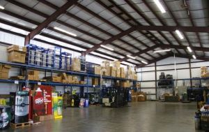 Structural Steel Frame Warehouse/Workshop pictures & photos