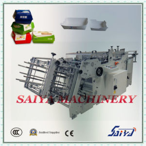 180 Box Paper Hot Dog Box Forming Machine