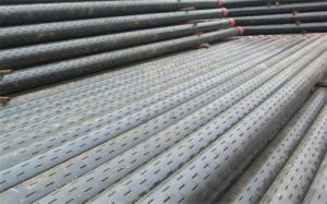 Slotted Steel Pipe