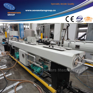 New High Output PVC Double Pipe Making Machine pictures & photos