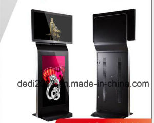 32 Inch High Quality Dural Screen LED for Advertising pictures & photos