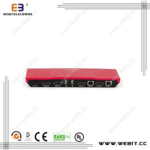 Desktop USB HDMI Kvm Switch pictures & photos