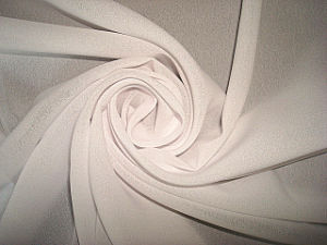 Crepe Satin Fabric pictures & photos