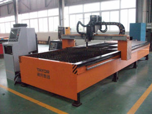 Steel Plate Cutting Machine pictures & photos