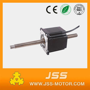 CE Approved Non-Captive NEMA 23 Lead Screw Stepper Motor pictures & photos