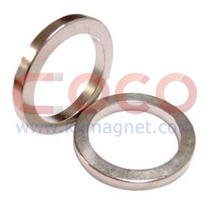 RIng Neodymium Magnets with RoHS Approved pictures & photos