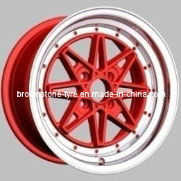 BBS Alloy Car Wheel with ISO, DOT, Sfi, Via, TUV, Tse, Bis, Gmc pictures & photos