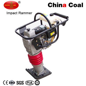 Four Stroke Gasoline Tamping Rammer pictures & photos