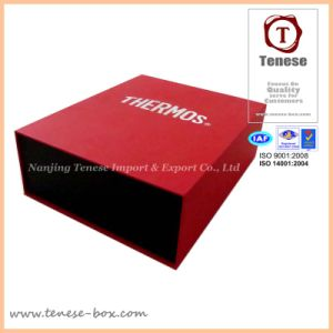 Custom Foil Stamping Cardboard Packaging Box pictures & photos