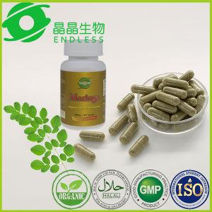 Guangzhou Supplier Wholesale Moringa Oleifera Capsules pictures & photos