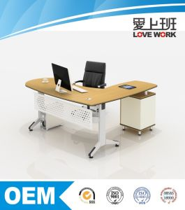 Modern Design Curved Executive Office Desk (FM-B20) pictures & photos