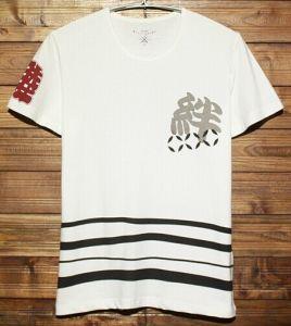 2014 Men′s Fashion Design Short Sleeves Printing T-Shirt (YHR-M13159)