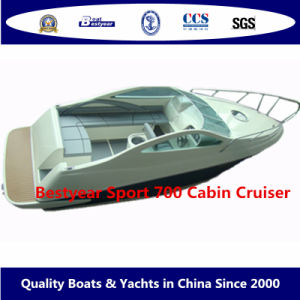 Bestyear 700 Cabin Cruiser for Sport pictures & photos