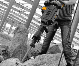 1650W High Quality Demolition Hammer (LY105-01) pictures & photos