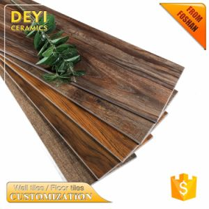 200X1000 Alibaba China Wood Flooring Living Room Bedroom Plaza Wood Tile pictures & photos