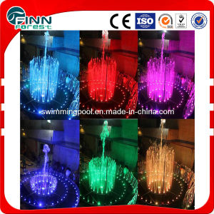 Dia 6m Water Curtain Music Fountain pictures & photos
