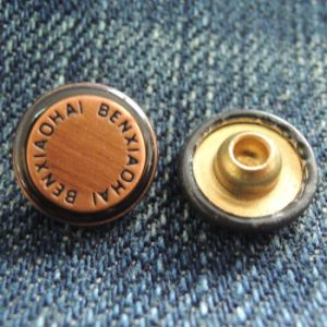 Jeans Brass Rivet for Garment (HDZL130045) pictures & photos