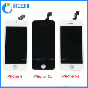 for iPhone 5 LCD Display, LCD with Touch Digitizer Full Assembly pictures & photos