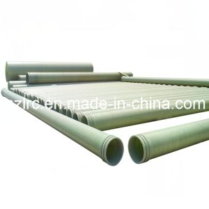 High Quality Water Treatment FRP Pipe Zlrc pictures & photos