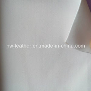 High Quality Nubuck Leather for Sports Shoes (HW-947) pictures & photos