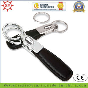 Cutom Metal and Leather Key Holder pictures & photos