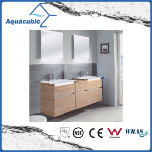 Two Sinks Two Mirrors Vanity Combo (ACF8928) pictures & photos