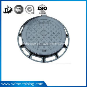 Round Water System OEM Manhole Covers From China Factory pictures & photos