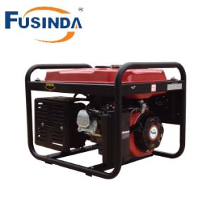 Strong Round Frame, Single Phase 2kw Gasoline Generator pictures & photos