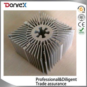 Aluminum Extrusion Heat Sink Made in China pictures & photos