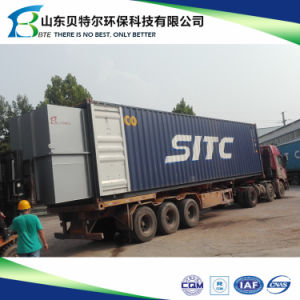 0.5-50tons/Day Municipal Sewage Treatment Plant, STP Human Wastewater Treatment pictures & photos