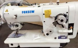 High Speed Direct Drive Zigzag Sewing Machine pictures & photos