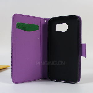 Leather Case Flip Cover for Samsung Galaxy Note 7/6/5/4/3 pictures & photos