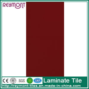 Dark Red Porcelain Laminate Wall Tile
