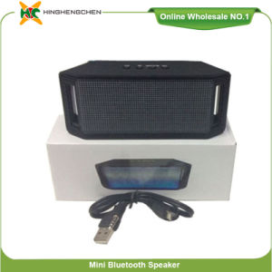 Bluetooth Wireless Speaker Mini Portable A38 Computer Speaker with Colorful Flashing Lights pictures & photos