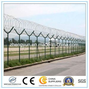 High Quality Y Post Fence, Square Wire Mesh Fence pictures & photos