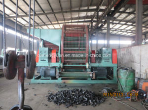 Whole Tire Shredder Machine for Tire Recycling Production Line Made in Qingdao pictures & photos