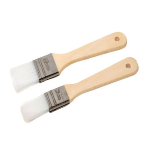 Soft Wood Brush with Synthetic Filaments pictures & photos