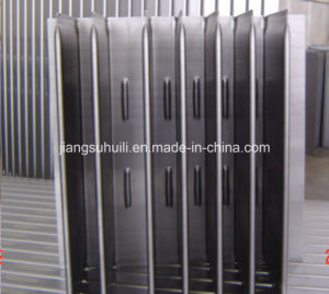 Raw Material Currugated Fin Wall pictures & photos