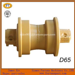 Track Bottom Roller for Komatsu D65 Bulldozer Undercarriage Spare Parts pictures & photos