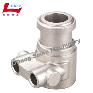 China High Quality CNC Machined Aluminum Casting Part (CA042)