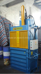 Pressing Baler (XTY-500LE15076) for Cardboard