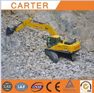Carter CT220-8c Multifunction Backhoe Excavator Working in Mining Conditions pictures & photos
