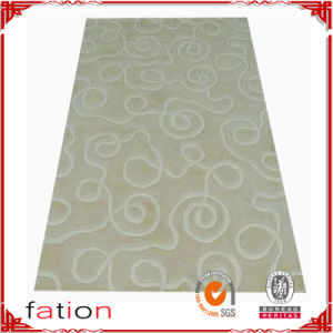 Super Soft Non-Slip Area Rug Polyester Shaggy Carpet pictures & photos