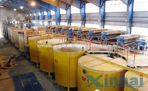 High Quality! Cu-Pb-Zn Dressing Process/ Copper Plant Machine