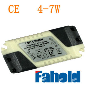 4~7W External LED Driver Meets CE
