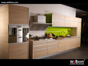 2015welbom Countryside China MFC Kitchen Cabinets pictures & photos