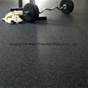 3-12mm Thickness Sports Exercise Gym Rubber Floor in Rolls pictures & photos